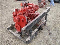 Cummins 505 CID Diesel Engine