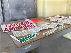 Anhydrous Stickers