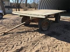 David Bradley Hay Wagon