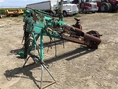 Houle AP-3B-8.6-CC Liquid Manure Pump W/Agitators & Gearbox