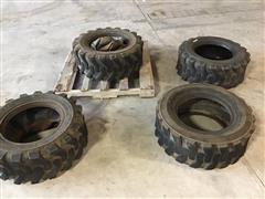 12-16.5 Skid Loader Tires