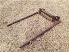 2-Pt Hay Forks