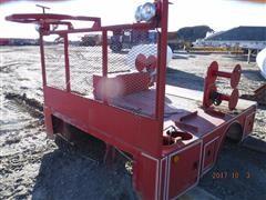 Shopmade Welding/Service Truck Flatbed