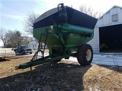 Uft 725 Grain Cart