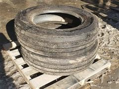 Bridgestone 285/ 75R 24.5 Truck Tires