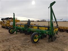 1997 John Deere 1700 MaxEmerge Plus Vacumeter 6R36 Planter