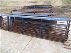 Hog Slat Panel Gates