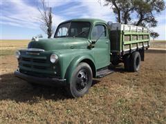 1951 Dodge Grain Truck