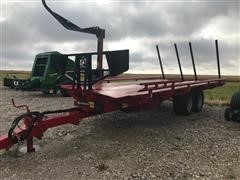 2017 Anderson TRB1400 Bale Mover
