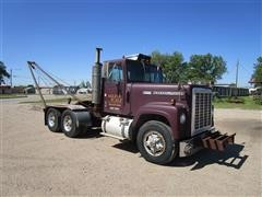 1971 International 4300 Transtar T/A Winch Truck