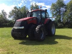 2011 Case IH Magnum 315 MFWD Tractor