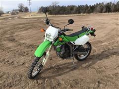 2007 Kawasaki KLX 250H Dirt Bike