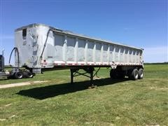 2000 East T/A End Dump Trailer