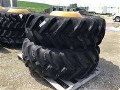 CLAAS Lexion 620/70R42 Tires & Rims