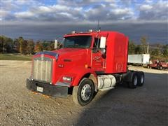 2006 Kenworth T800 T/A Truck Tractor
