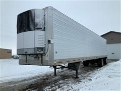 1997 Utility T/A Reefer Trailer