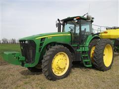 2009 John Deere 8130 MFWD Tractor
