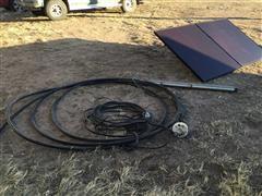 """Grundfos 1"""" Solar Water Pump"""