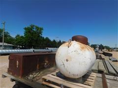 Trinity Propane Tank & Steel Toolbox