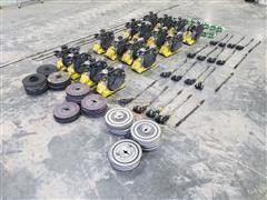 2015 John Deere 1725 Row Parts & Plates