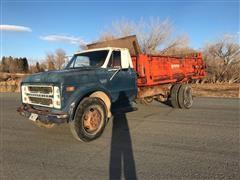 1969 Chevrolet C50 Manure Spreader Truck