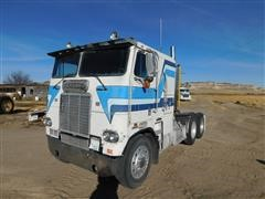1979 Freightliner 9664T T/A Cab Over Truck