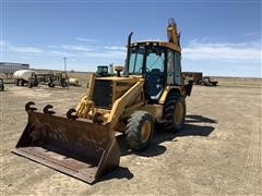 John Deere 310D 4x4 Loader Backhoe