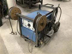 Miller Dialarc HF AC/DC Gas Tungsten-ARC Welder