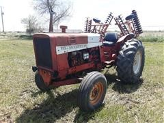 1969 International 544 2WD Tractor