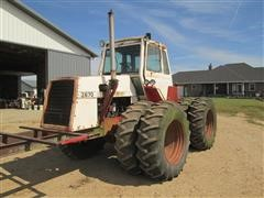 1976 Case 2670 4x4 Tractor
