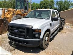 2008 Ford F350 Crew Cab Pickup