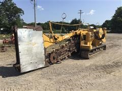 Vermeer T-600D Tracked Trencher