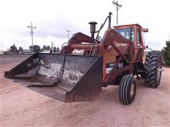 1981 Allis-Chalmers 7020 2WD Row Crop Tractor