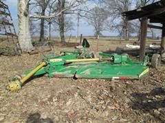 John Deere CX15 Bat Wing Mower