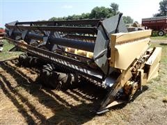 New Holland 973 20' Flex Beanhead W/Terrain Tracker