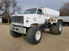 GMC Top Kick Dry Fertilizer Floater Truck