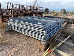 Chain Link Panels