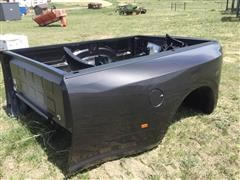 Dodge Dually Box W/Stock Front & Rear Bumpers
