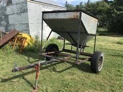 Combine Bin Grain Cart