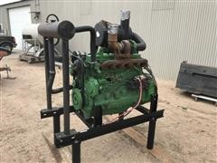 John Deere 6068T Power Unit