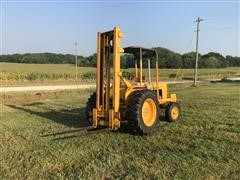 John Deere 480E Rough Terrain Forklift