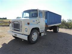 1977 Ford 750 S/A Grain Truck