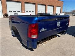 2011 RAM 1500 Big Horn Pickup Box