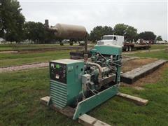 Onan 85.0KR-15R/12D 85KW Propane Generator