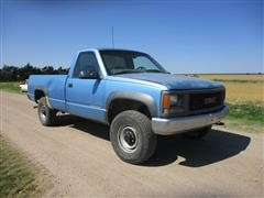 1997 GMC 2500 4X4 Pickup