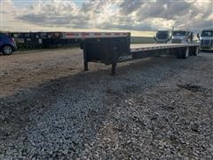2019 Fontaine 2482A T/A Drop Deck Flatbed Trailer