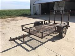 Shopbuilt 5x8 ATV Trailer