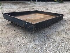 Shop Made Truck Box/Bed W/Kingpin Attachment