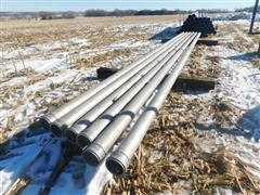 Rainway Aluminum Irrigation Pipe