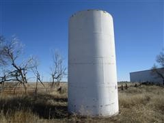 Supreme 15,000-Gallon Steel Fertilizer Storage Tank